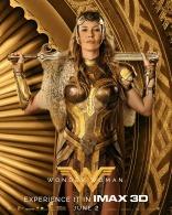 Wonder Woman [2017) Poster Mirakelkvinnan 16