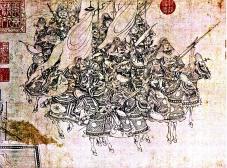 China song calvary 2 source