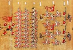 Song Guards Battalion scroll 1065 china