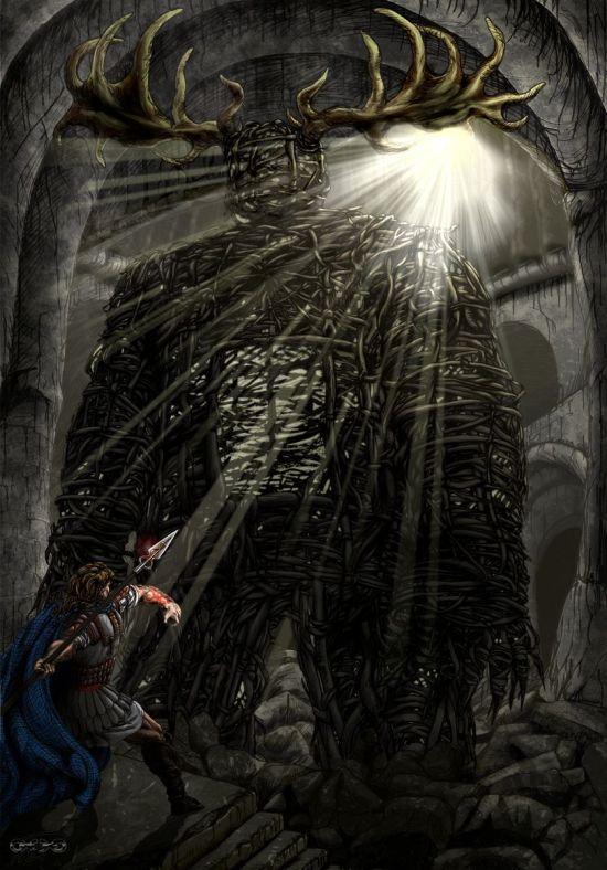 The Wicker Man rises