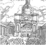 Porten till Palatset